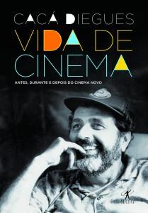 Capa do livro Vida de Cinema